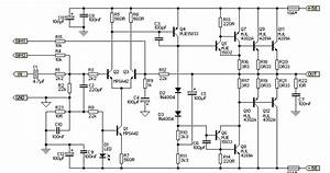 Subwoofer Amplifier Circuit Diagram 300w    Diagram Guide