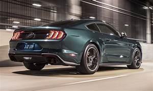 Dark Highland Green 2019 Ford Mustang Bullitt Fastback - MustangAttitude.com Photo Detail