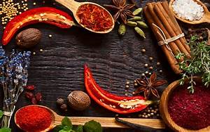 HD Herbs and spices Wallpaper Download Free 147152