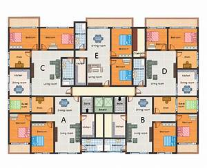 Apartment Floor Layout