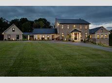 $39 Million Newly Built Contemporary Farmhouse Style