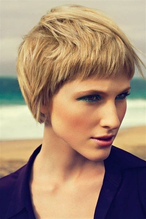 short haircuts  thick hair feed inspiration
