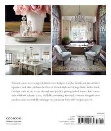 carolyn westbrook vintage french style book  carolyn