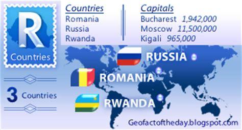 geofact of the day november 2013