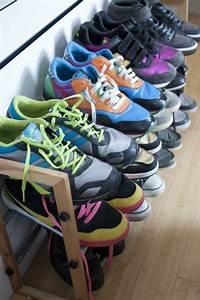 Rangement Chaussures Pas Cher : astuce rangement chaussures en 25 id es ~ Farleysfitness.com Idées de Décoration