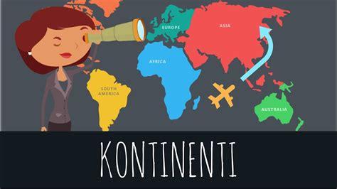 KONTINENTI (Seven Continents) | MAGIČNA UČIONICA - YouTube
