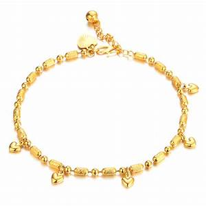 Gold Bracelet Designs For Ladies Chain Type