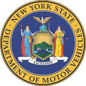 New York State Department of Motor Vehicle™ logo vector ...