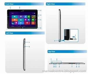 Samsung Ativ Manual User Guide - For Windows 8