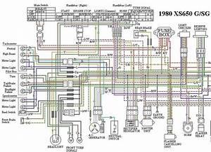 Yamaha Xj 650 Maxim Wiring Diagram