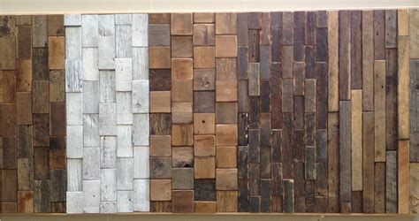 Wood Wall Tiles by Reclaimed Barn Wood Tiles The Eco Floor Store