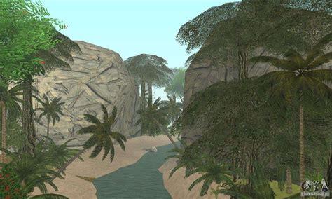 tropical island  gta san andreas