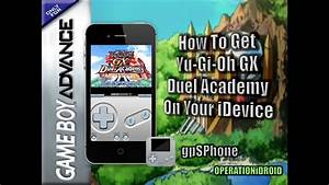 How To Get Yu Gi Oh Gx Duel Academy On Iphoneipod Touch