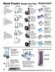 Hand Trucks Magliner Components