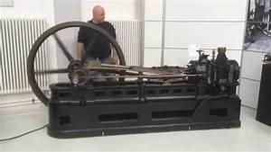 Lenoir Engine Running