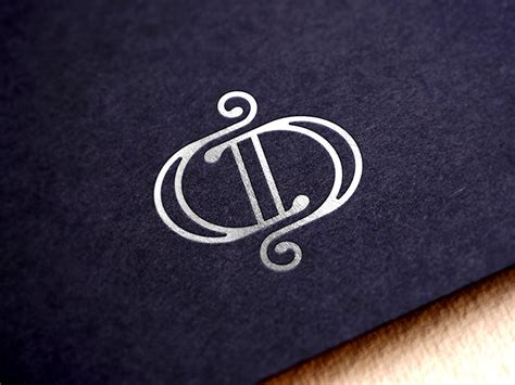 cd monogram  aditya chhatrala  dribbble
