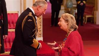 hilary mantel defends kate comments   receives damehood  prince charles itv news