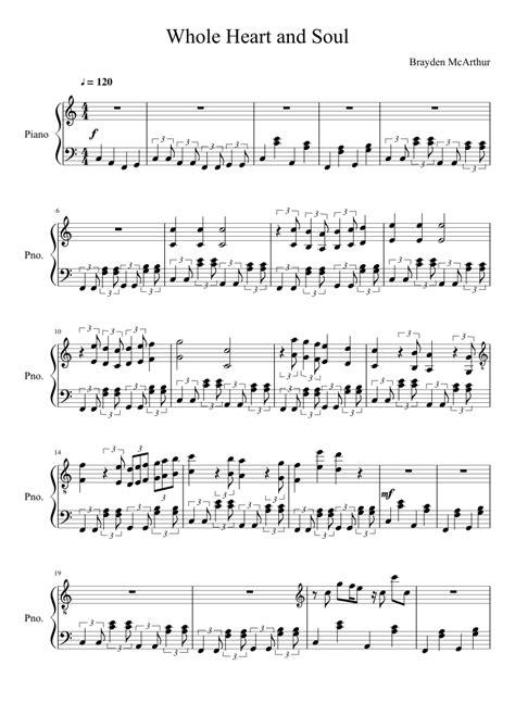 Diamond heart lady gaga sheet music. Heart And Soul Piano Easy