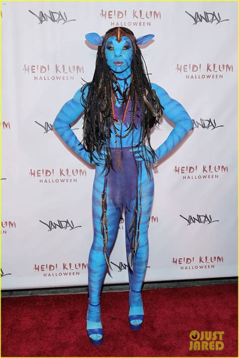 Heidi Klum Gets Cloned Her Annual Halloween Party