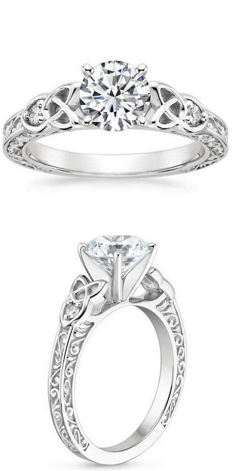 15 collection of new age engagement rings