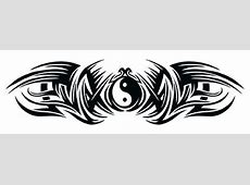 Tatouage Ying Yang Tribal Affordable Yin Yang Tattoo Designs With
