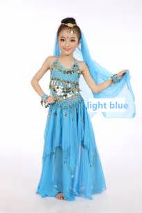 Kids Bollywood Dance Costumes