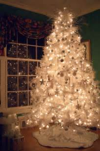 beautiful collection of gorgeous white christmas trees frikkin awesome