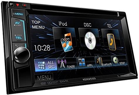 kenwood ddxbt reproductor multimedia  pantalla