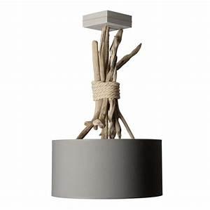Luminaire En Bois Flotté : suspension luminaire bois flotte achat vente suspension luminaire bois flotte pas cher ~ Teatrodelosmanantiales.com Idées de Décoration