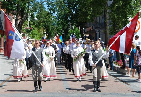 Radošie kolektīvi aicināti pieteikties dalībai Daugavpils ...