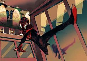 Images Of Ultimate Spider Man Wallpaper Miles Golfclub