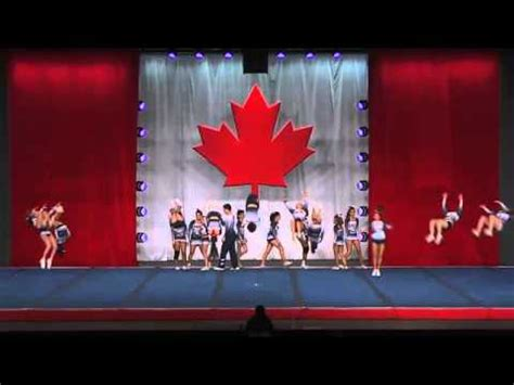 Ce Nationals 2013  Sc3  Ultimate Canadian Cheer Tigers