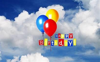 Birthday Happy Balloons 1680 1050 1440 Wallpapers