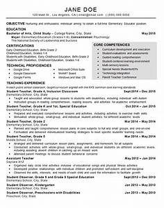 Example Of Resume For College Application Child Care Teacher Teaching Resume Teacher Resume