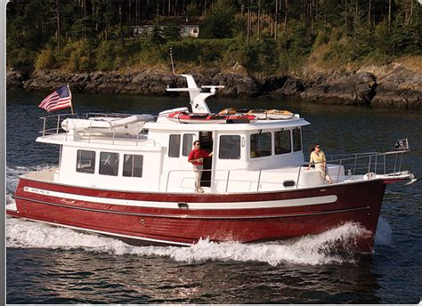 Nordic Boats News by Research 2011 Nordic Nordic Tug 49 On Iboats
