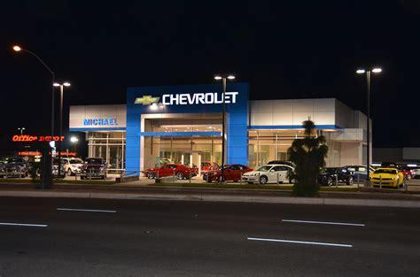 Rl Davidson Architects  Michael Chevrolet
