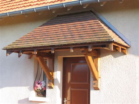 comment installer une marquise en bois