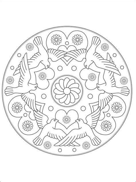 Mandala Kleurplaten by 23 Best Images About Mandala S On Coloring