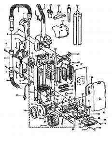 Hoover Model U5445