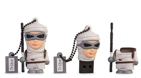 I personaggi del cinema in tasca: arrivano le chiavette ...