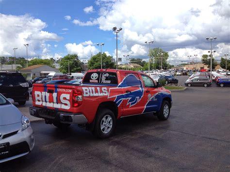 hoselton auto mall buffalo bills toyota tundra   sale