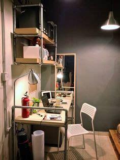 pipe au bureau papier peint kube émeraude au fil des couleurs via http