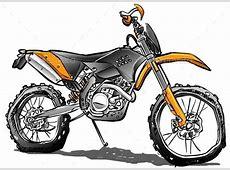 210 best Dirt Bikes Cartoon Art images on Pinterest Dirt