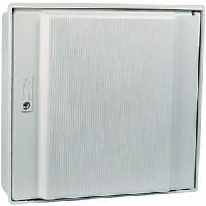 Porte Tableau Electrique : porte coffret electrique exterieur tuto lectricit ~ Premium-room.com Idées de Décoration
