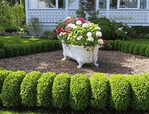 Schlanke Bäume Für Kleine Gärten : attraktiv und modern heckentrends f r kleine g rten ~ Michelbontemps.com Haus und Dekorationen