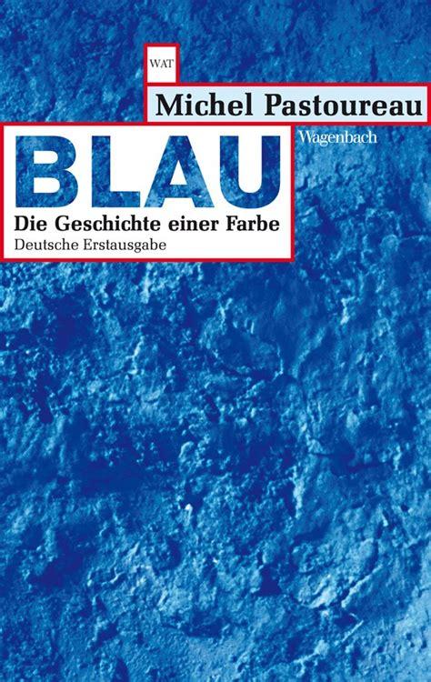 Blau - Wagenbach Verlag