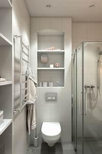 2, Small, Apartment, With, Modern, Minimalist, Interior, Design