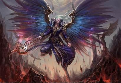 Angel Warrior Fantasy Mystic
