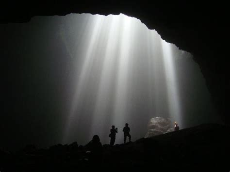 the cave and the light the magnificent light of heaven under grubug cave at the