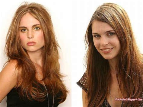 Профессиональный макияж. До и после. 32 фото
